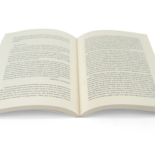 oferta para imprimir libros baratos en blanco y negro