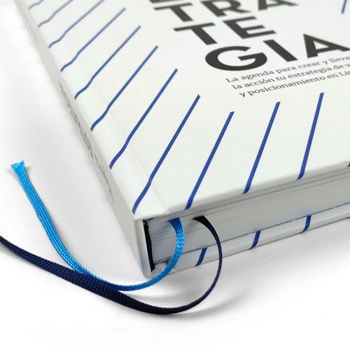 impresión de agendas de tapa dura personalizadas