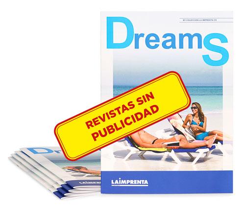 Imprimir revistas grapadas con IVA reducido del 4 por ciento.