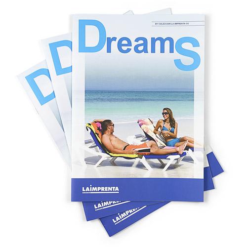ejemplo de portadas de revistas grapadas