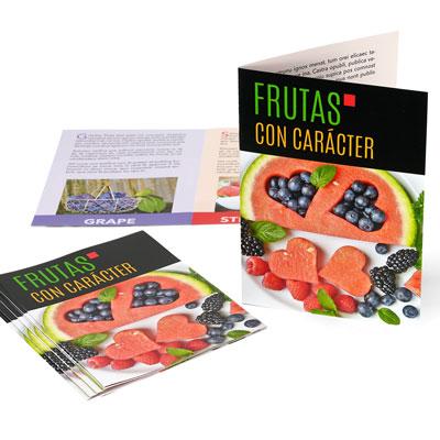 calcular precio impresion folleto diptico cuadrado