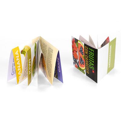 calcular el precio de impresion de un folleto plegado en 4 cuerpos mas diptico