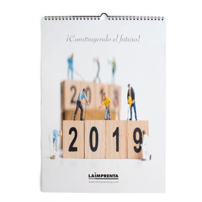 imprimir un calendario para colgar en la pared urgente