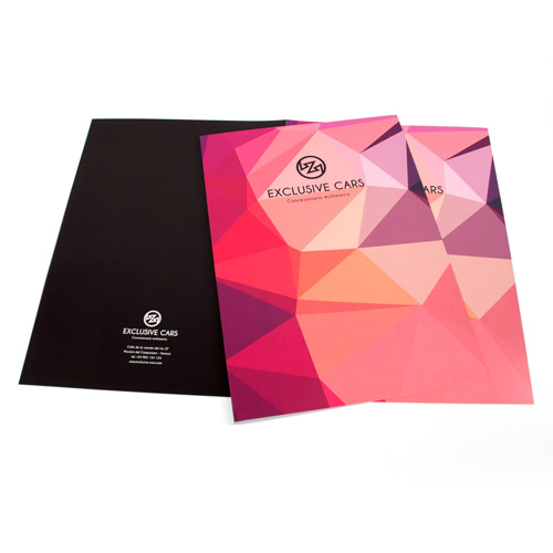 imprimir carpetas diptico para empresas
