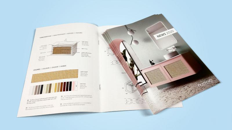 diferencias entre folletos grapados y catálogos grapados