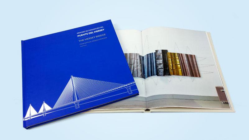 imprimir catálogos con encuadernación tapa dura cosida
