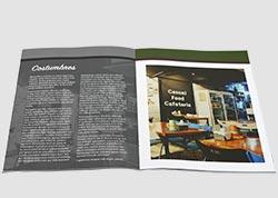 Imprimir catálogo en tapa blanda