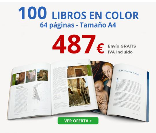 el mejor precio de libros a color